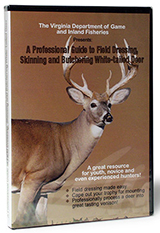 54329 - DVD, Field Dressing White Tail Deer - thumbnail