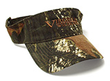 54380 - Virginia Wildlife Visor, Mossy Oak New Break Up - thumbnail