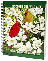 54466 - Virginia Wildlife Birding and Trail Guide - thumbnail