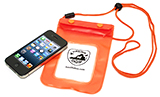 54366 - Waterproof Media Pouch, Blaze Orange - thumbnail