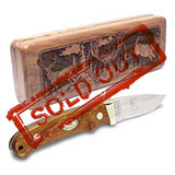 54334 - Collector's Knife, Limited Edition, 2000 - thumbnail