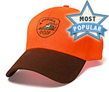 31152 - Blaze Orange Hat - thumbnail