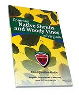 117290 - Native Shrubs and Woody Vines of VA Book - thumbnail