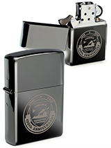 92656 - ZIPPO Lighter with Refillable Fuel Tank - thumbnail
