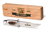 127435 - 100 Year Limited Edition 2016 Collector's Knife - thumbnail