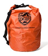 126056 - Adventure 10L Dry Sack, Orange - thumbnail