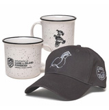 169040 - Quail Hat and Mug - thumbnail