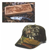 169062 - Mossy Oak Hat and 2017 Collector's Knife - thumbnail