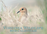 225689 - 2019 Virginia Wildlife Calendar - thumbnail