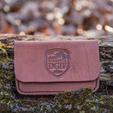 263483 - Wallet, Light Brown Leather - thumbnail