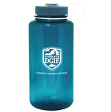 280326 - Cadet Blue 32 oz. Tritan Wide Mouth Nalgene Bottle - thumbnail