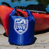 301744 - Royal Blue Adventure Dry Sack - thumbnail